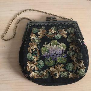Vintage Embroidered Bag